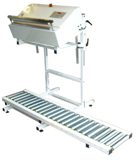 Medical Sealer and Roller Conveyor